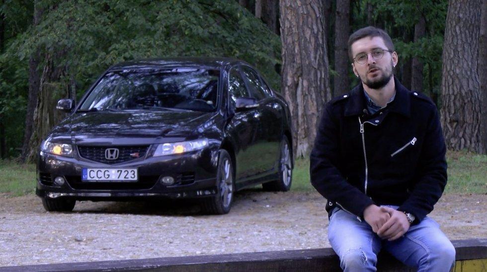 """Naudotų automobilių apžvalga: kaip neprašauti renkantis """"Honda Accord"""""""