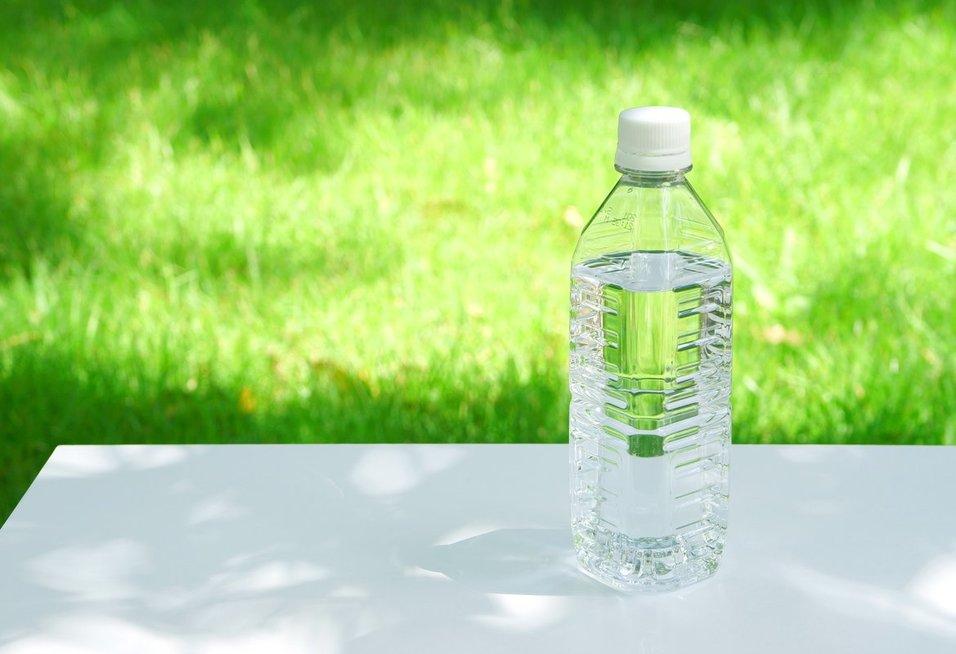 Plastikinis buteliukas (nuotr. Fotolia.com)