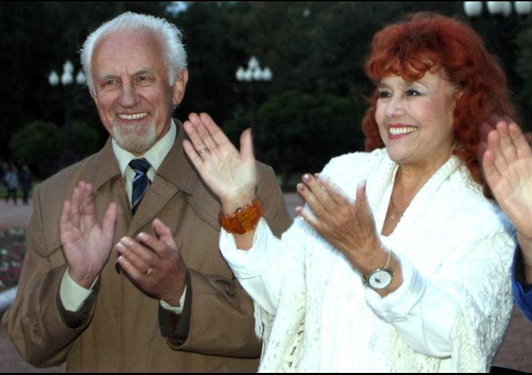 Nelly Paltinienė kartu su savo vyru Arvydu Paltinu (Nuotr. Kęstutis Vanagas)