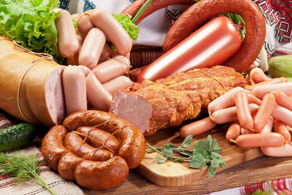 Perdirbta mėsa (nuotr. Fotolia.com)