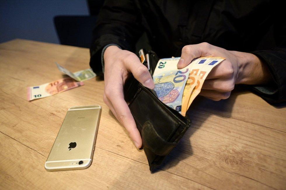 Pinigai