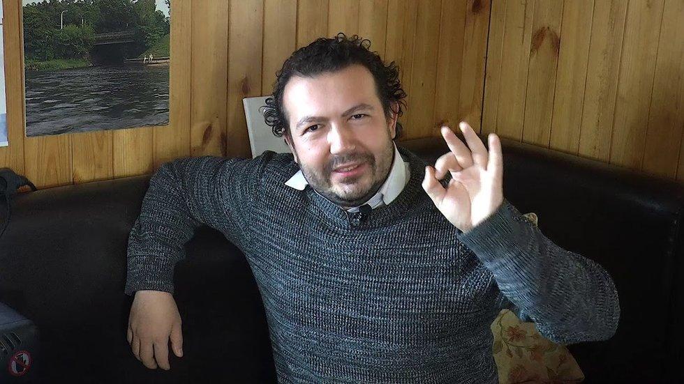 Stanislovas Tomas (nuotr. YouTube)