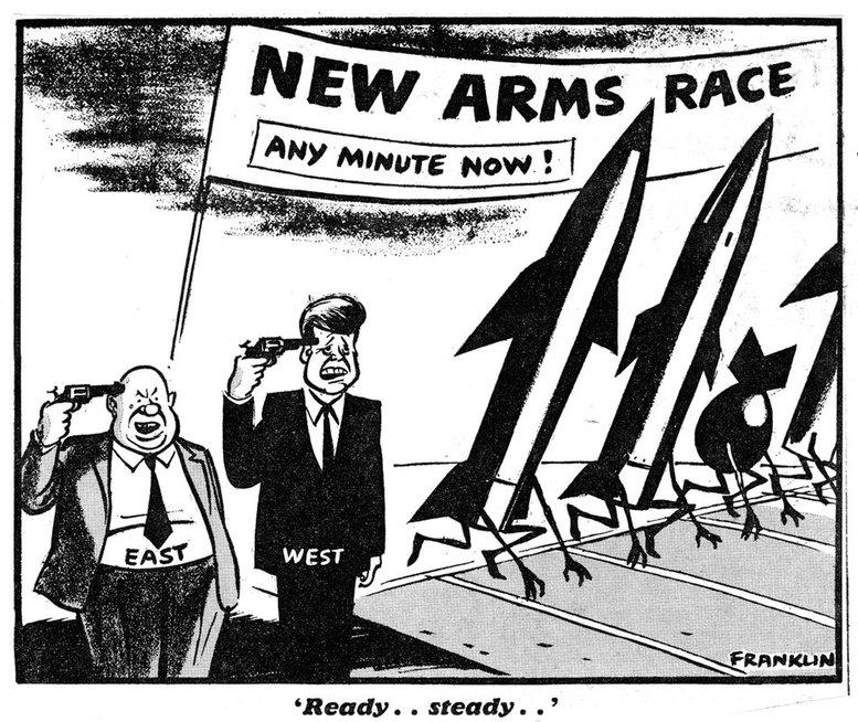 Karibų krizė (nuotr. Vida Press)
