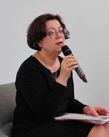 Vaikų retų ligų koordinavimo centro vadovė prof. Rimantė Čerkauskienė. (Linos Jakubauskienės nuotr.)