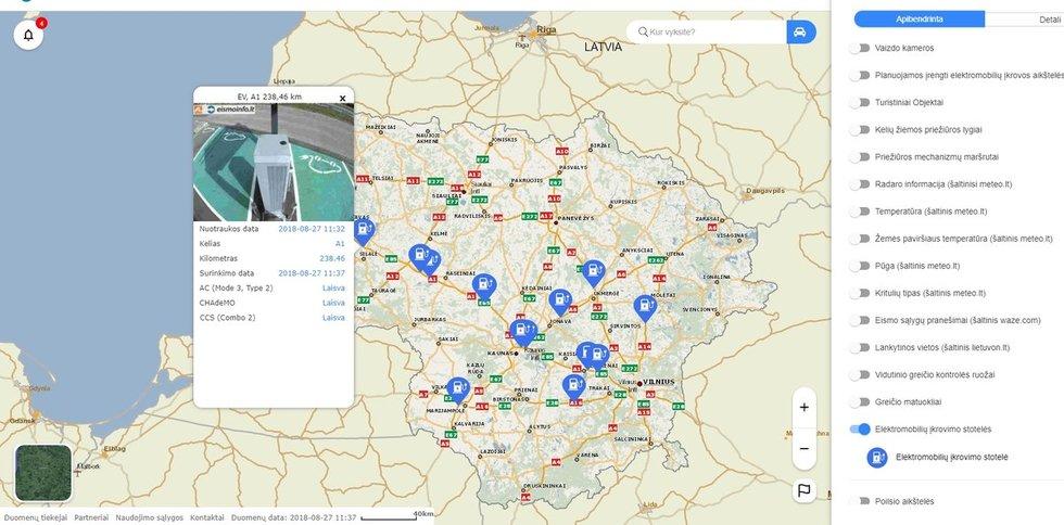 """Svetainėje Eismoinfo.lt ir mobiliojoje aplikacijoje """"Eismo info"""" rasite nuolat atnaujinamą informaciją apie kelių būklę, apribojimus, eismo ir oro sąlygas valstybinės reikšmės keliuose."""