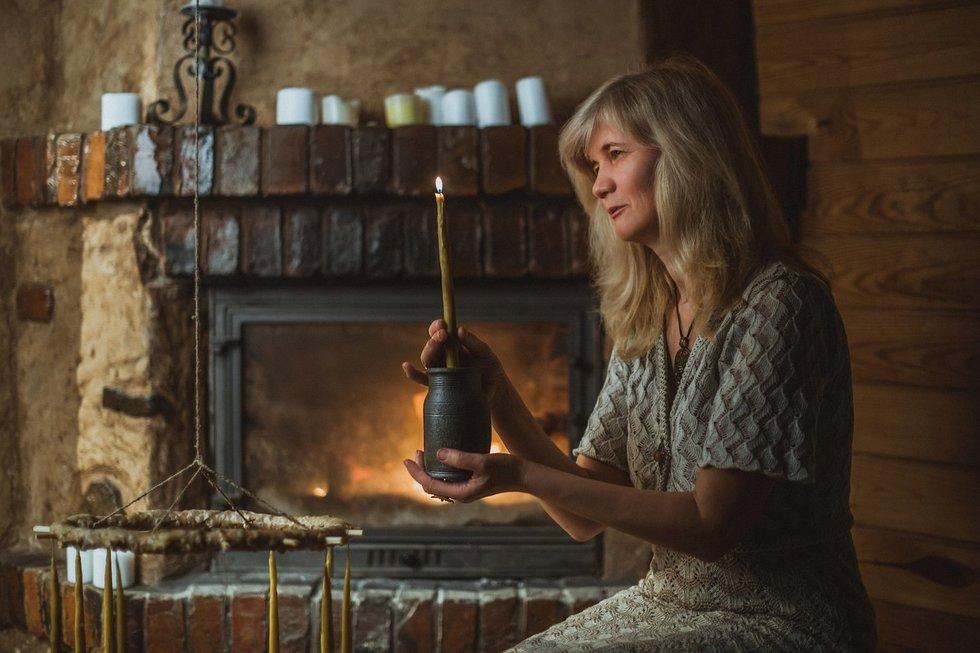 Žvakių gamyba
