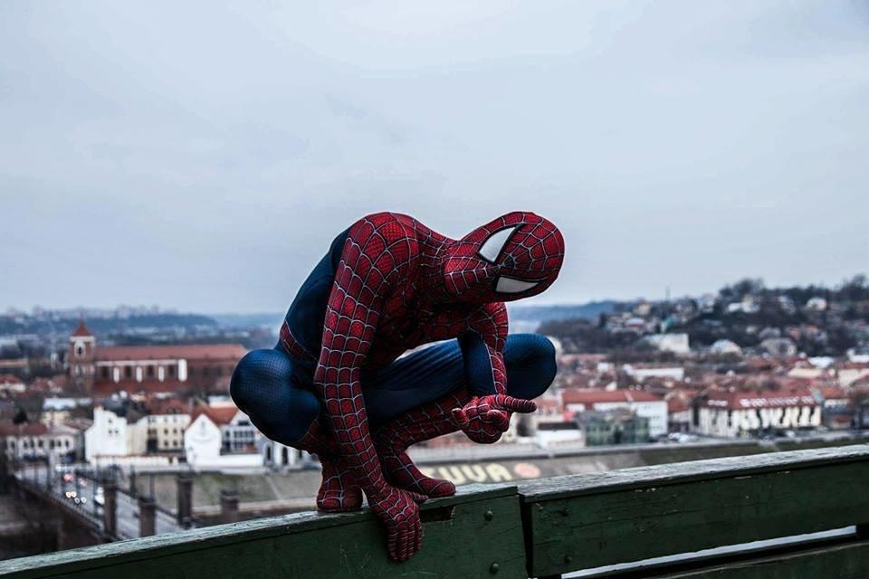 Lietuviškasis Žmogus-voras