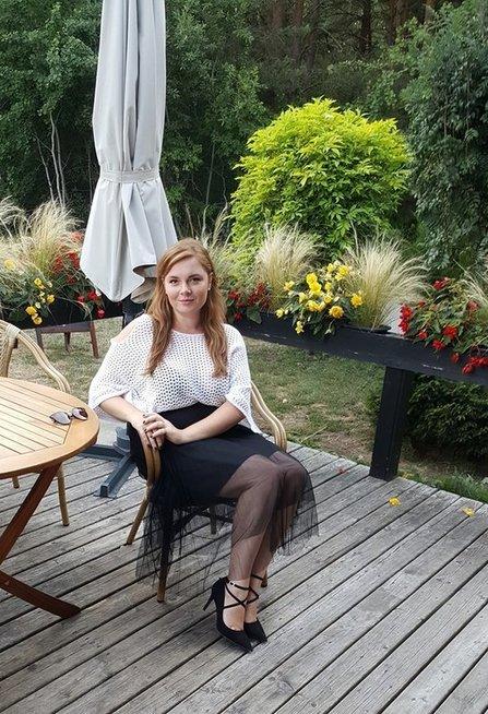 Dietologė Ieva Laukytė-Gaulė
