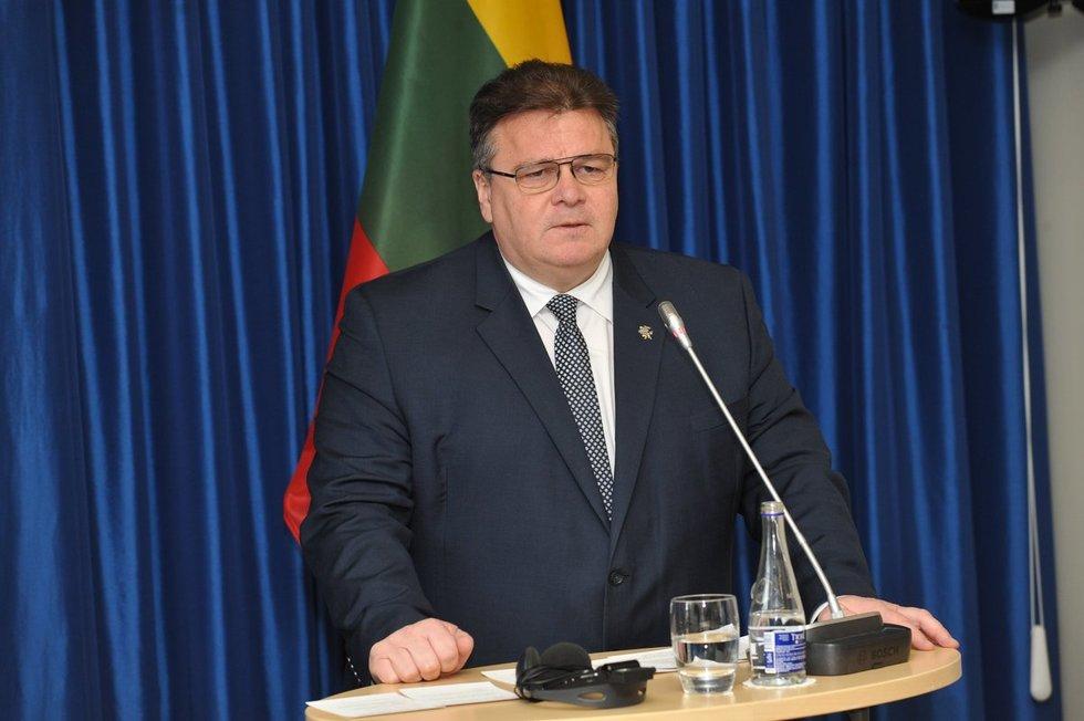 Linas Linkevičius (nuotr. Fotodiena.lt)