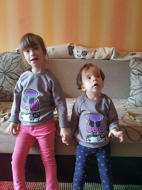 Abi klaipėdietės A. Arlauskienės dukrelės kenčia klastingus sutrikimus