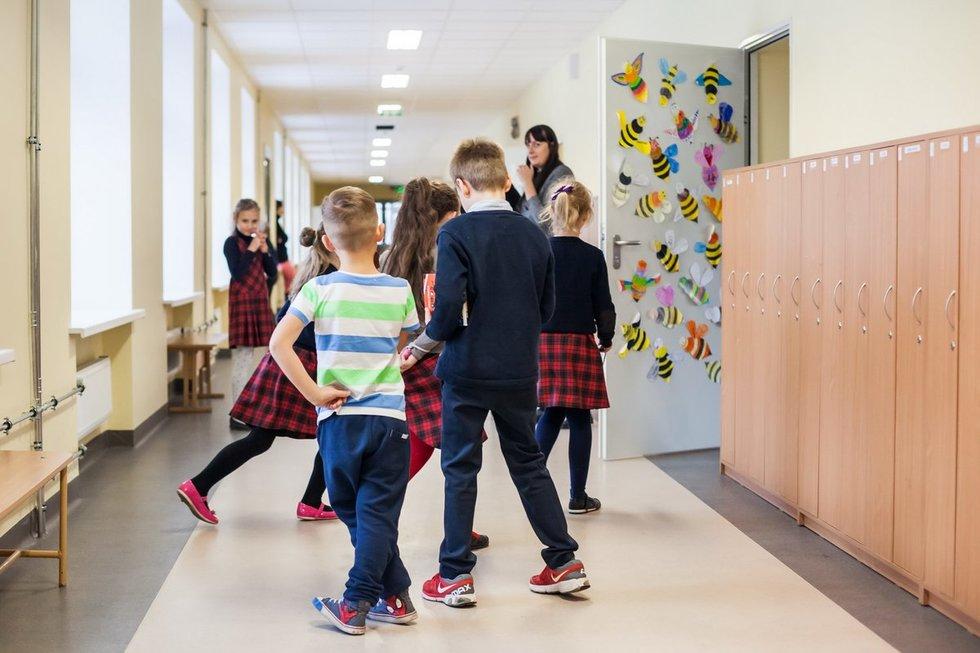 Vilnius pradeda ugdymo ir sveikatos priežiūros įstaigų šildymą