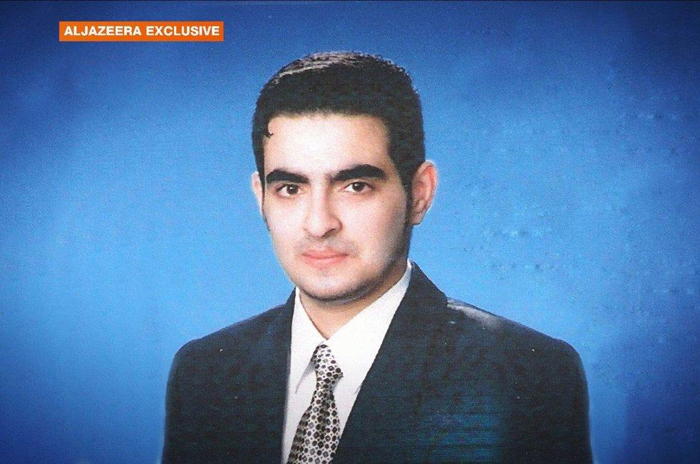 Humamas Khalilas Abu-Mulalas al-Balawis (nuotr. SCANPIX)