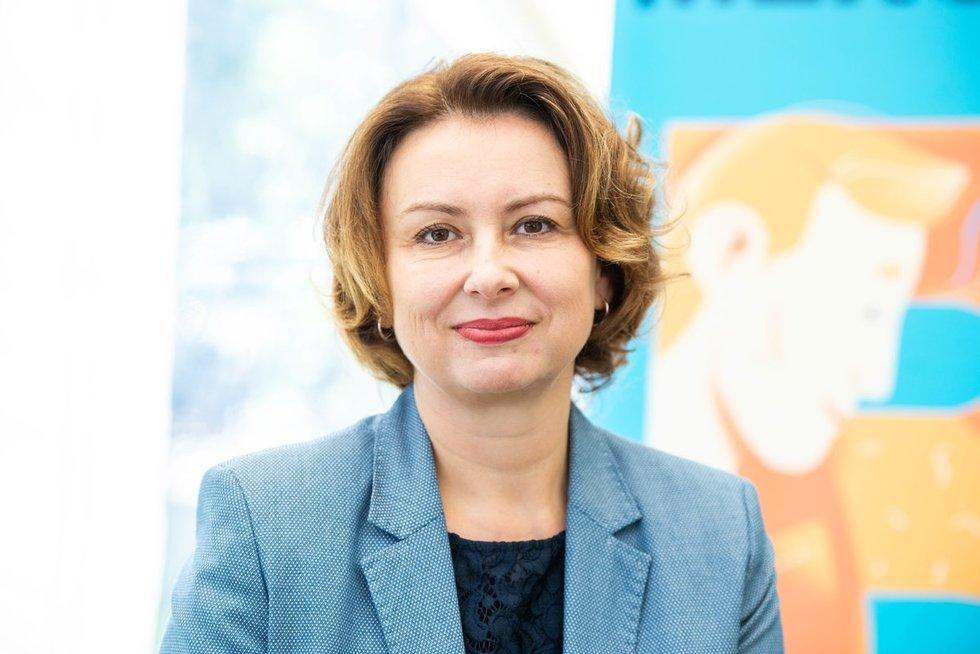Gydytoja Sigita Burokienė