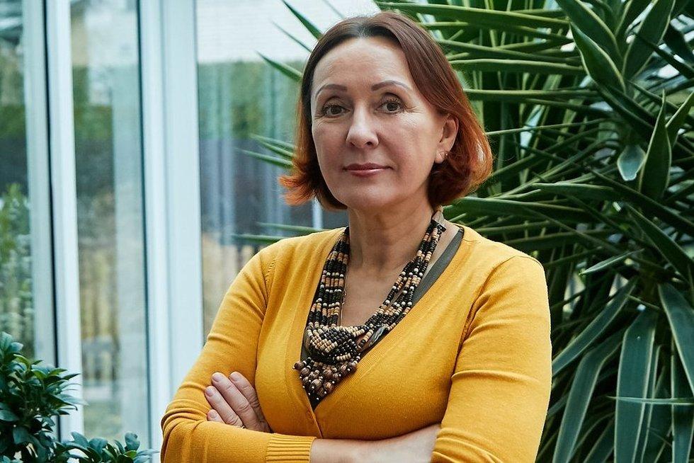Vaiva Budraitytė (nuotr. Tv3.lt/Ruslano Kondratjevo)
