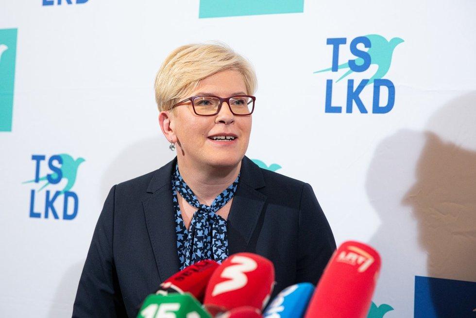 Ingrida Šimonytė (Greta Skaraitienė/Fotobankas)