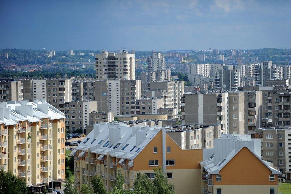Fabijoniškės, Vilnius (nuotr. Fotodiena.lt)