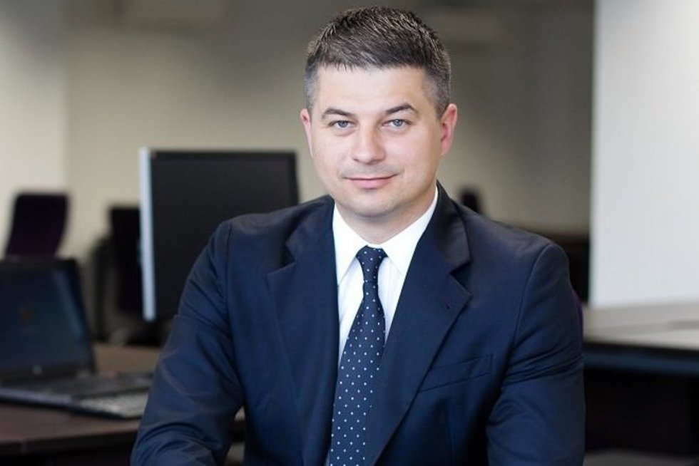 Gediminas Žiemelis (nuotr. Organizatorių)