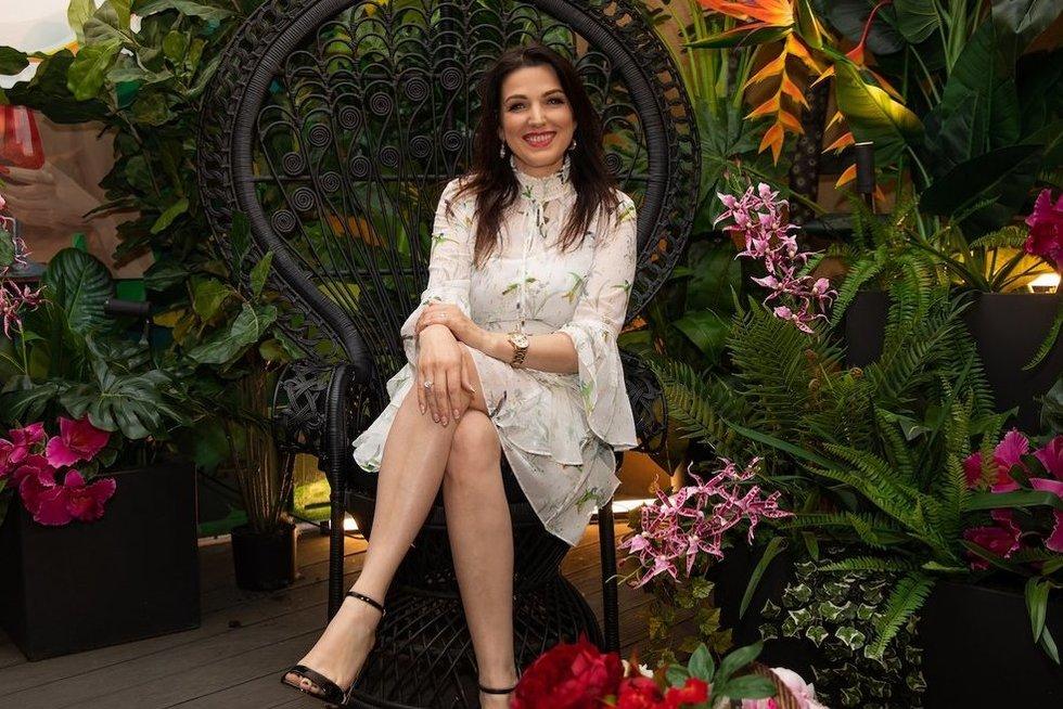 Kristina Rimienė (nuotr. TV3)