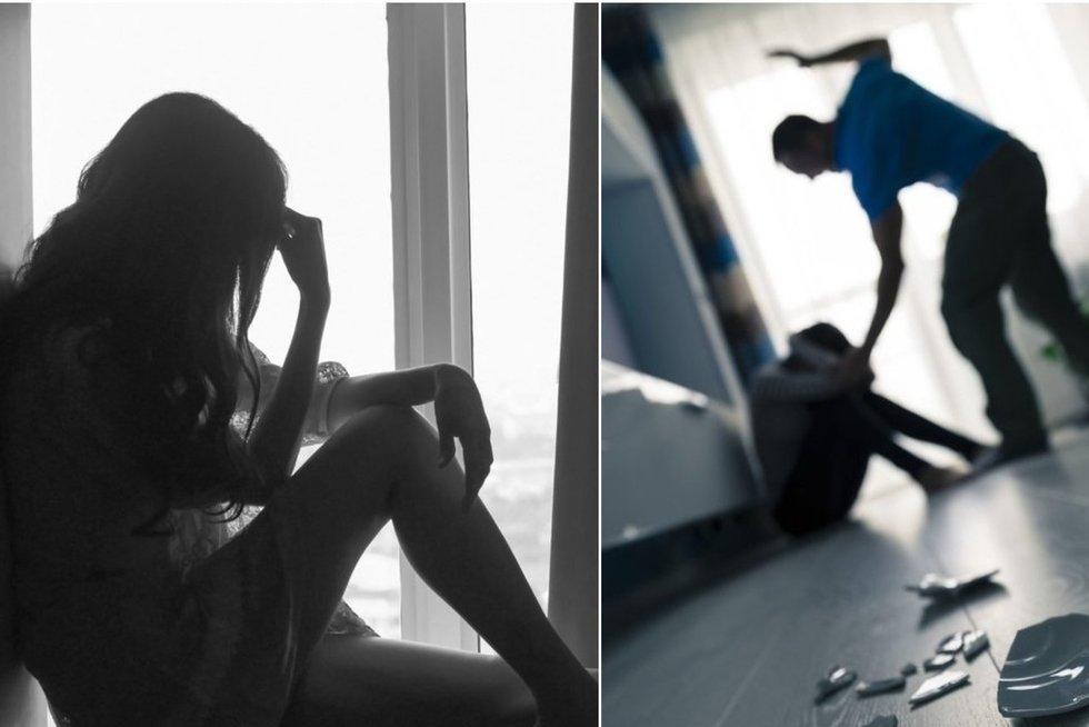 """Ligita po vyro smurto prarado kūdikį: """"Negalvojau, kad galima taip stipriai ko nors bijoti"""" (tv3.lt fotomontažas)"""