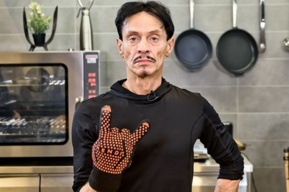 """Laidos  """"Virtuvės istorijos"""" akimirkos (nuotr. Tomas Foto)"""