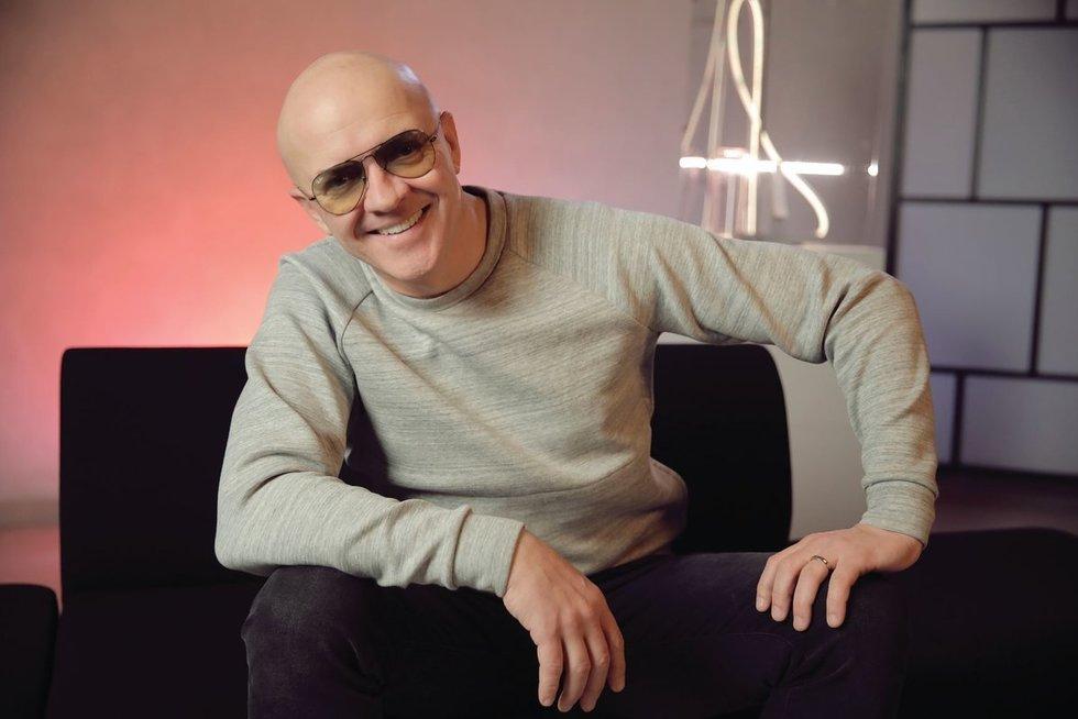 """Ramūnas Rudokas (A. Broko ir J. Žalnierukyno (""""Culture Bridge"""") nuotr.)"""