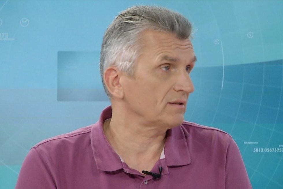 Virgis Valentinavičius (nuotr. stop kadras)