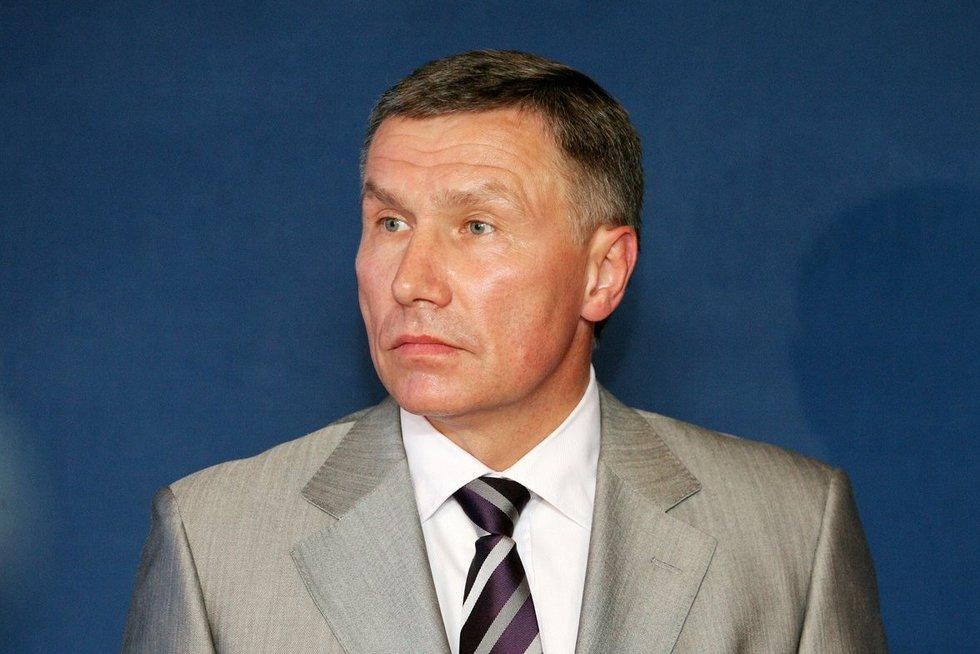 Miręs verslininkas Raimondas Karpavičius (Tomas Urbelionis/Fotobankas)