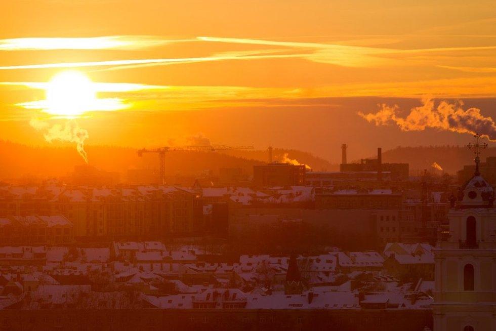 Oras (nuotr. Karolis Kavolėlis/fotobankas)