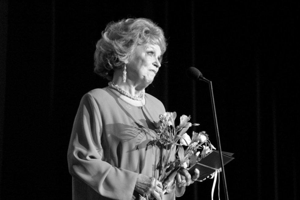 Aktorė Gražina Balandytė (nuotr. Fotodiena.lt)