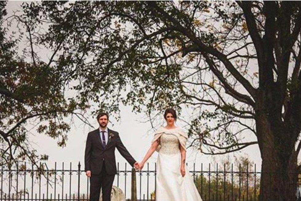 Keisčiausios vietos vestuvėms (nuotr. socialinių tinklų)