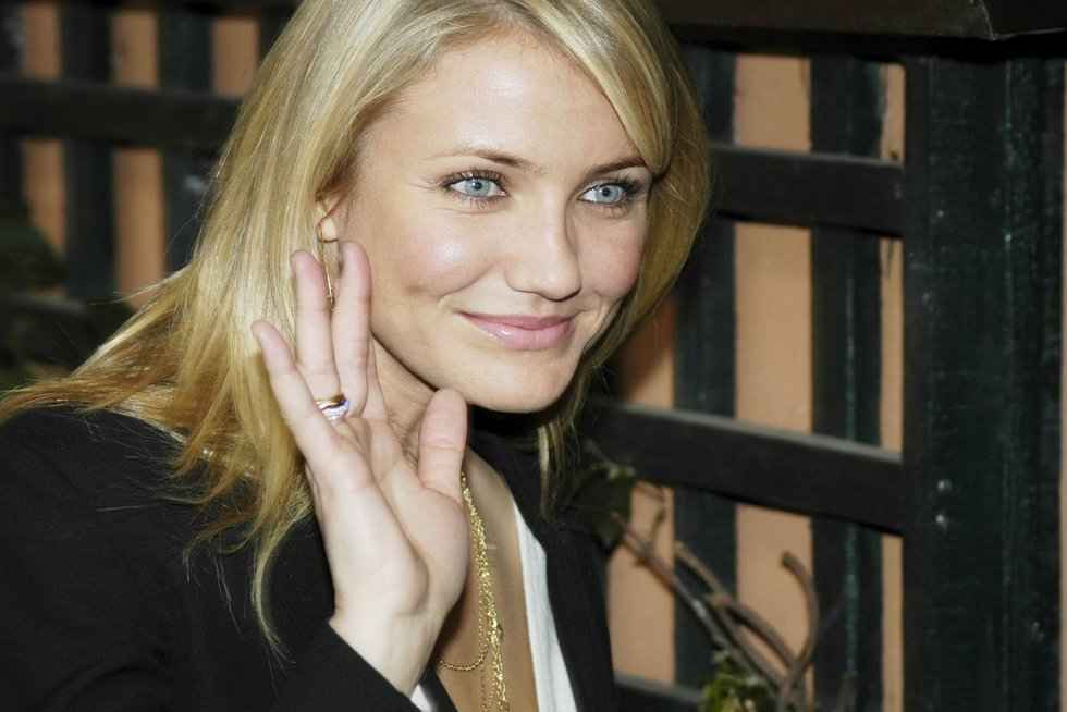 Cameron Diaz (nuotr. Vida Press)