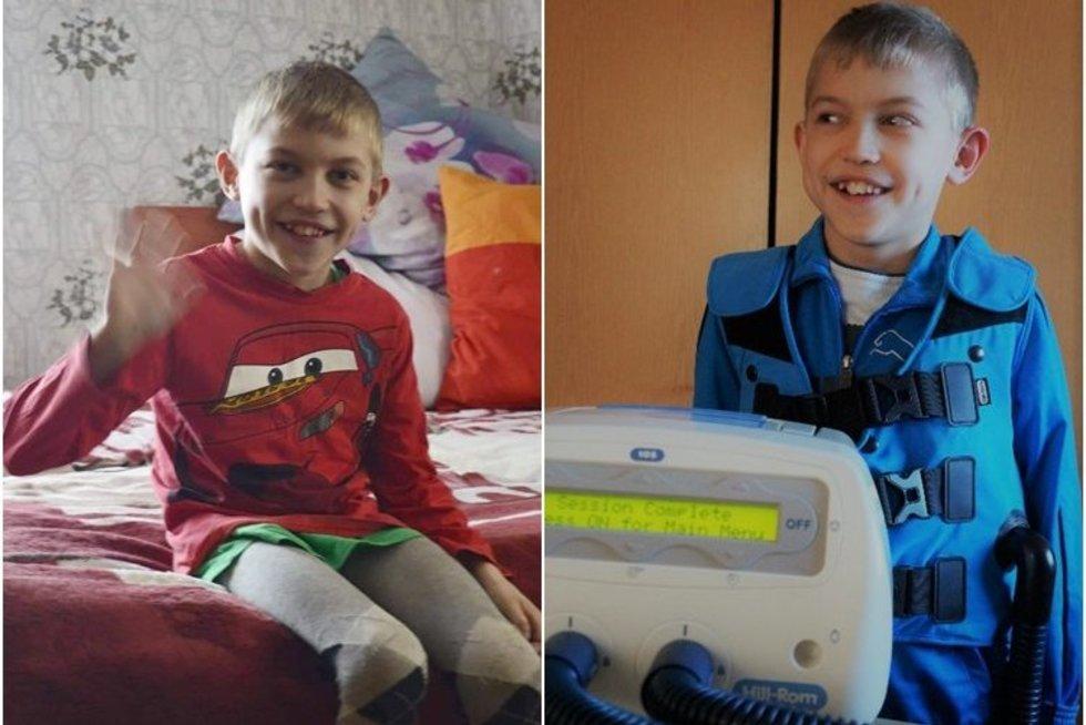 Mantas serga itin reta liga: gyvybę išgelbėtų Lietuvoje dar neatlikta operacija (nuotr. asm. archyvo)