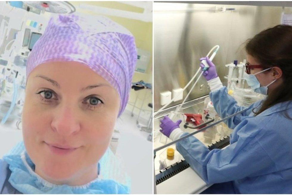 Švedijoje dirbanti slaugė atskleidė, kaip COVID-19  pakeitė jos uždarbį: lietuviai gali tik pasvajoti