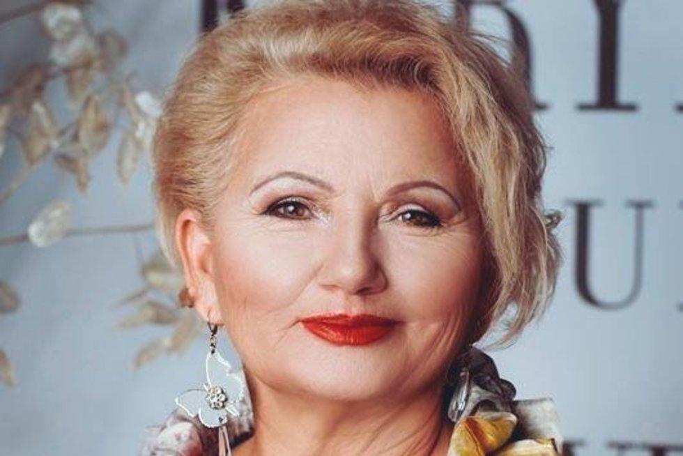 """Joana Bartaškienė (nuotr. asmeninio albumo (""""Facebook"""")"""
