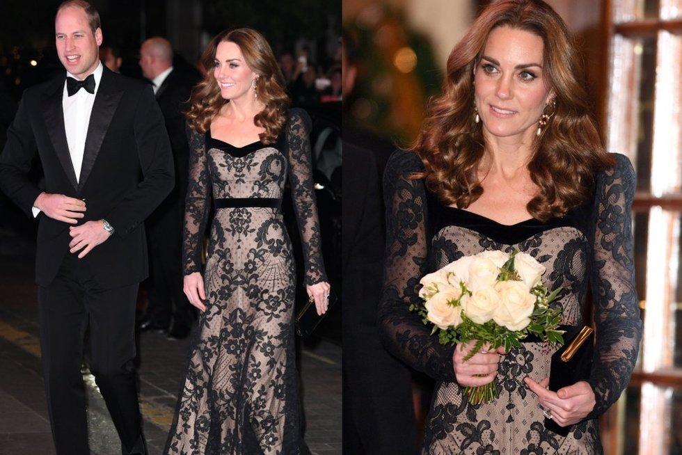 Kate Middleton ir princas Harry (nuotr. SCANPIX) tv3.lt fotomontažas