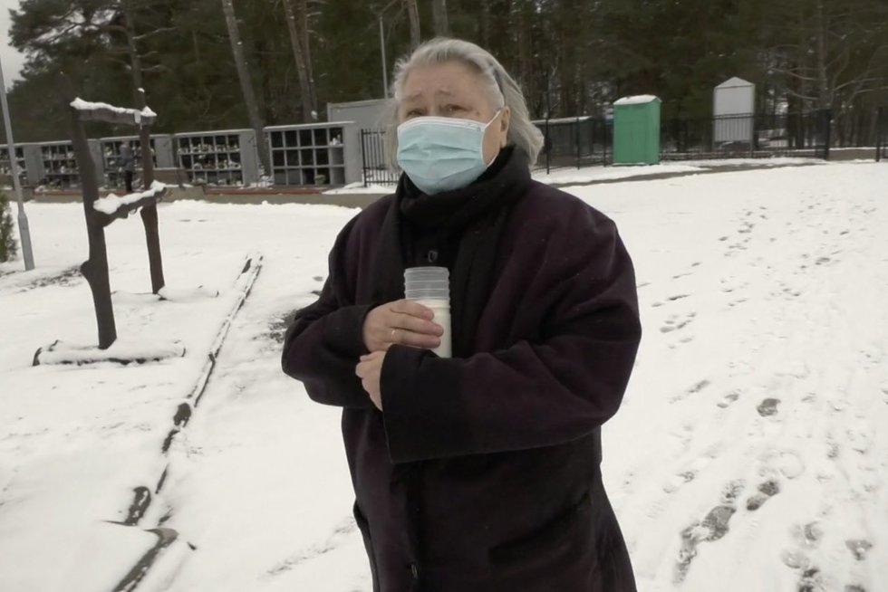 Vilija kaltina ligoninę dėl dukros mirties: rodikliai buvo blogi, bet nieko nedarė.  (nuotr. stop kadras)