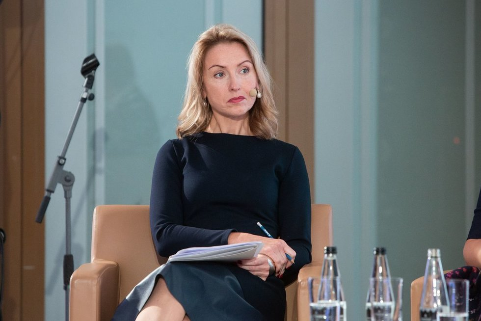 Margarita Šešelgytė (Greta Skaraitienė/Fotobankas)