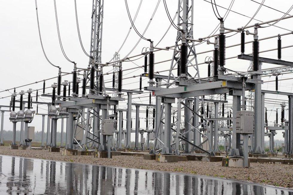 Rusija gali trukdyti tiesti elektros jungtį į Lenkiją (nuotr. Fotodiena.lt)