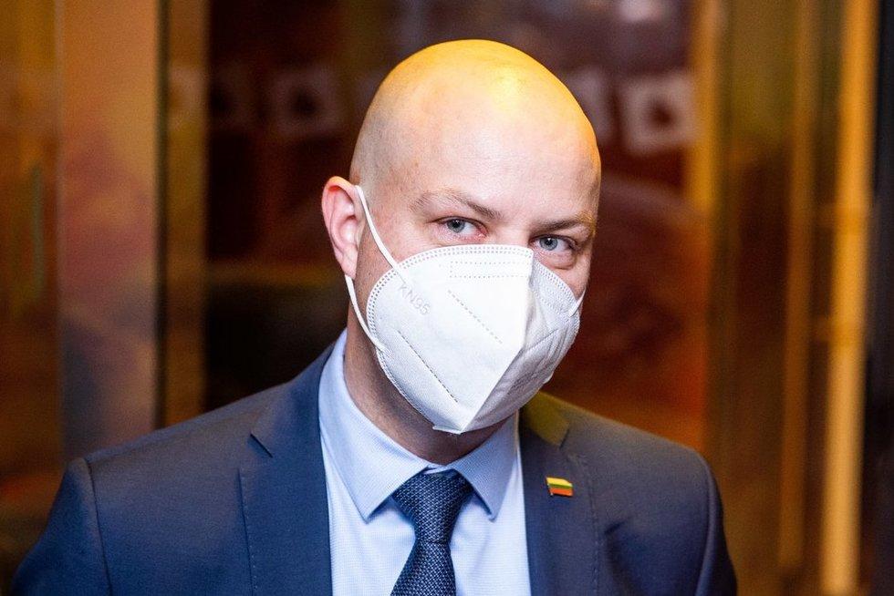 Aurelijus Veryga (Irmantas Gelūnas/Fotobankas)