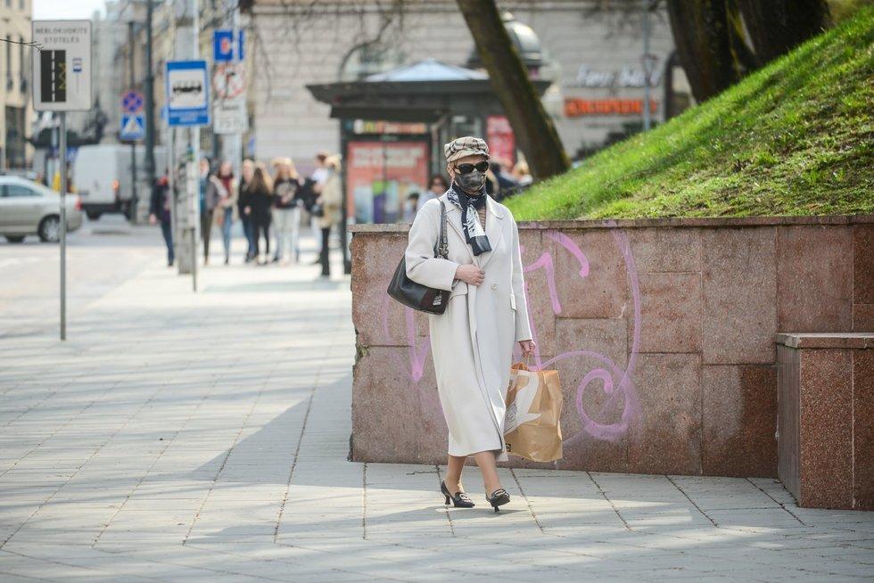Vienišų asmenų pensija šiemet bus mokama ne visiems (nuotr. K. Polubinska/ fotodiena.lt)