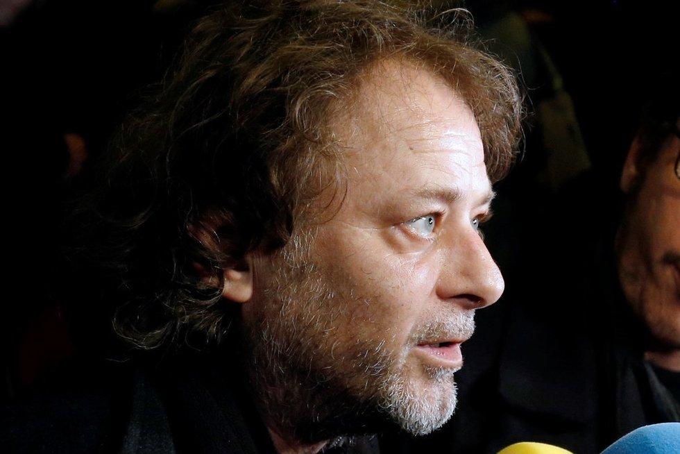 Prancūzų režisierius Christophe Ruggia (nuotr. scanpix)