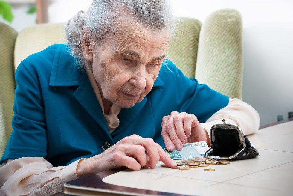 Pensijos (nuotr. Fotolia.com)