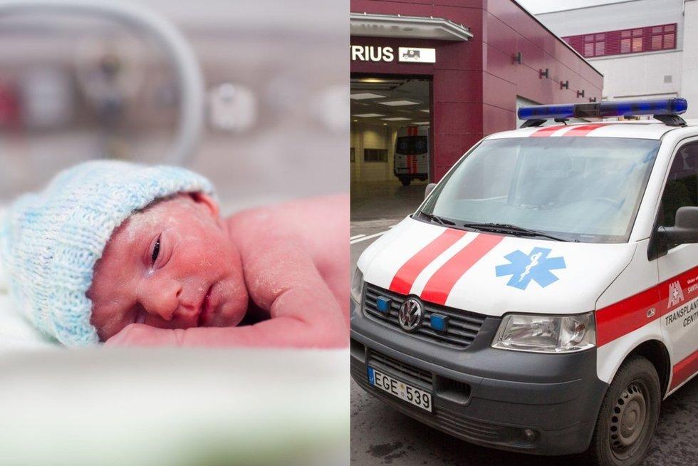 Tauragiškės sūnus nustojo kvėpuoti vos gimęs  (nuotr. 123rf.com)