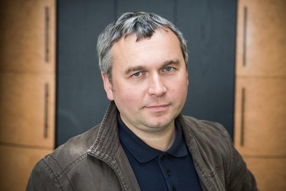 Raimondas Kuodis  Andrius Ufartas/Fotobankas