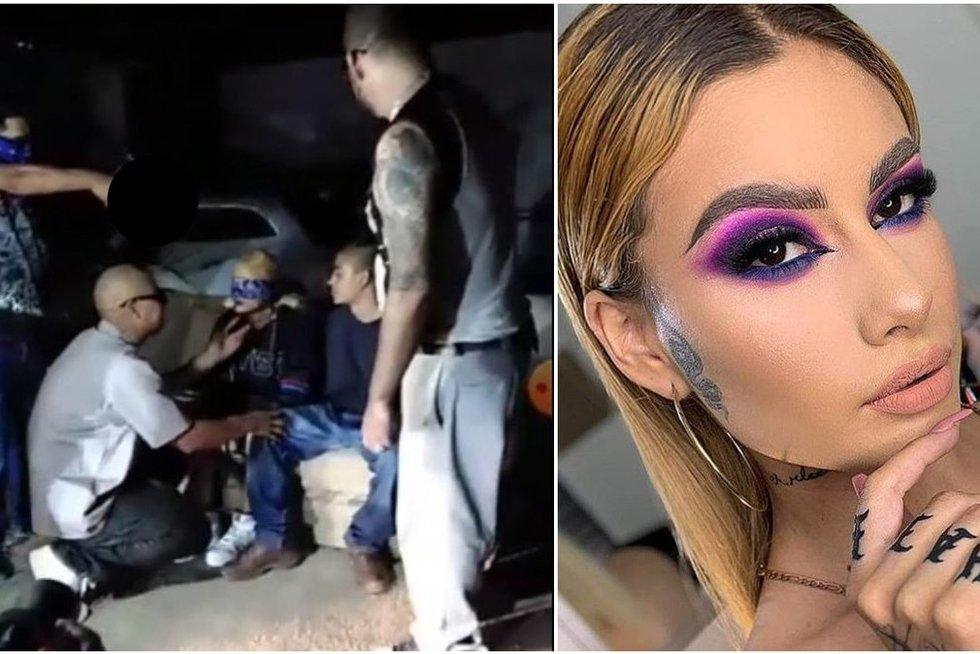 "Filmuojant ""TikTok"" vaizdo įrašą nušauta mergina (tv3.lt koliažas)"