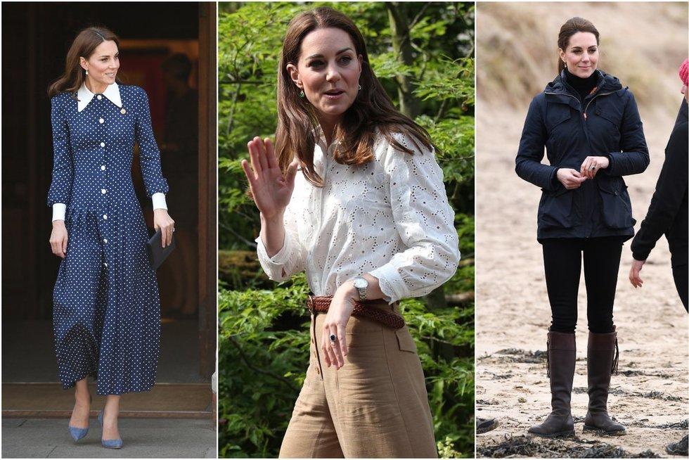 Kate Middleton (nuotr. SCANPIX) tv3.lt fotomontažas