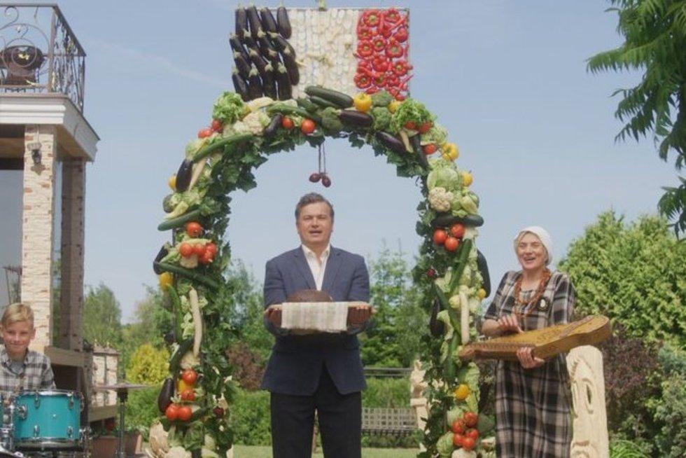 """""""Vestuvės: Importinis jaunikis"""" (nuotr. Organizatorių)"""