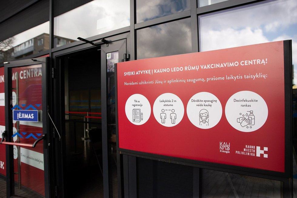 Vakcinacija  (nuotr. Kauno savivaldybės)