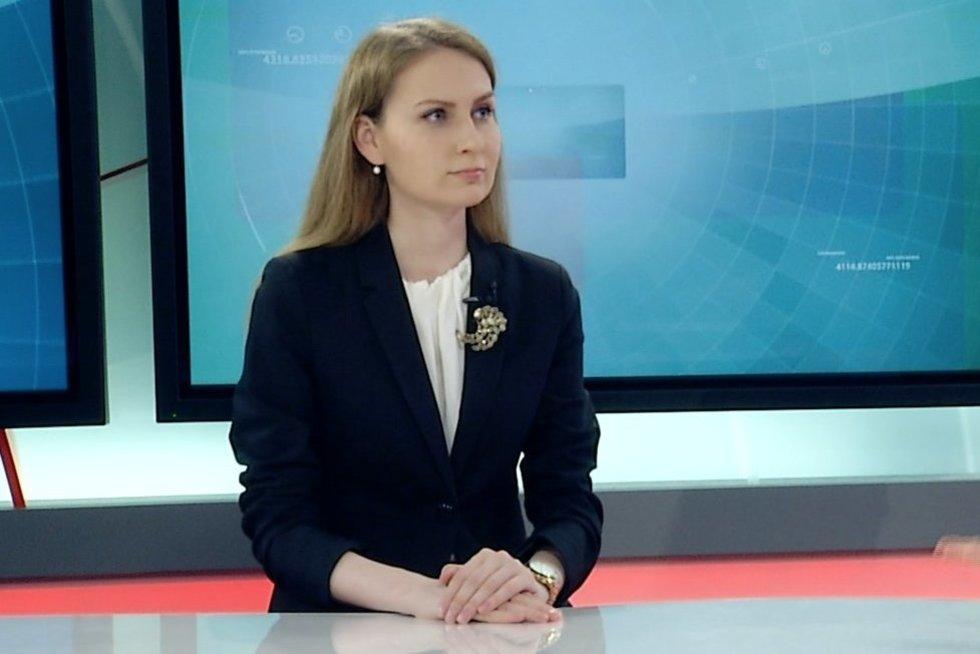 Rima Urbonaitė (nuotr. TV3)