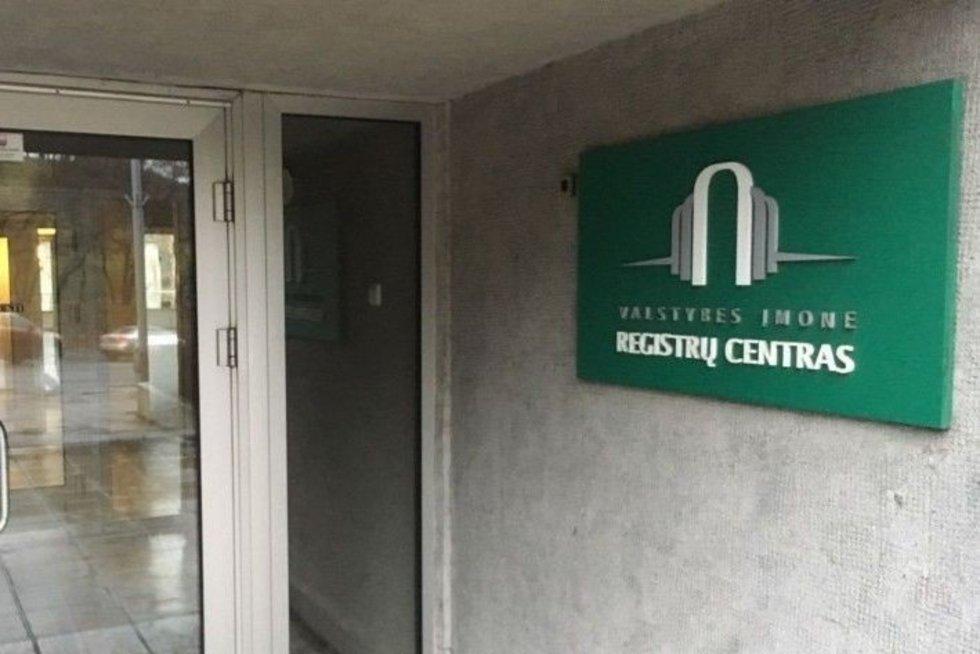 Registrų centras (nuotr. Organizatorių)